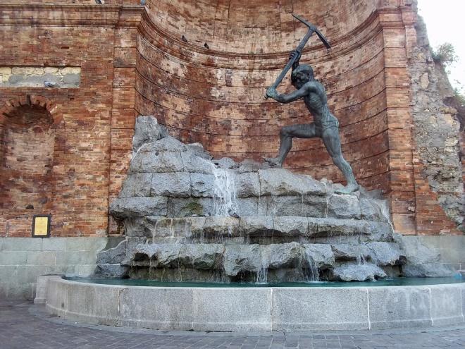 fontana del cavatore