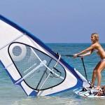Windsurf a Punta Pellaro, come iniziare a praticarlo