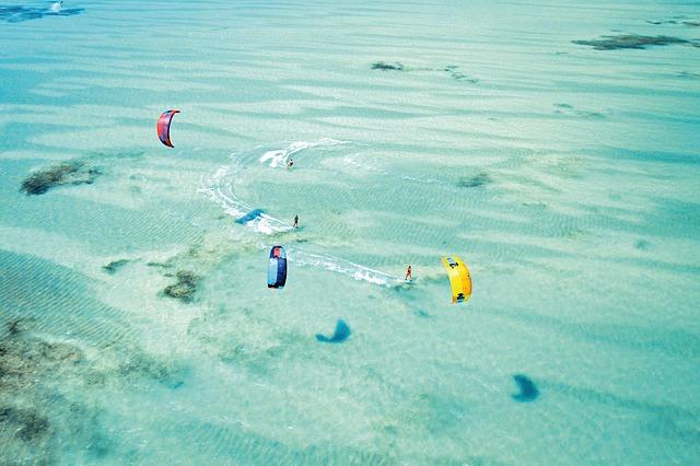 kitesurf nelle filippine