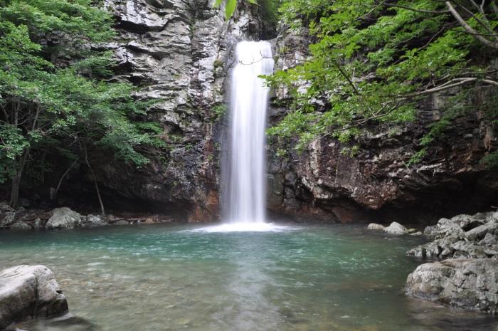 cascate in calabria
