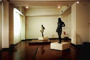 bronzi di riace museo