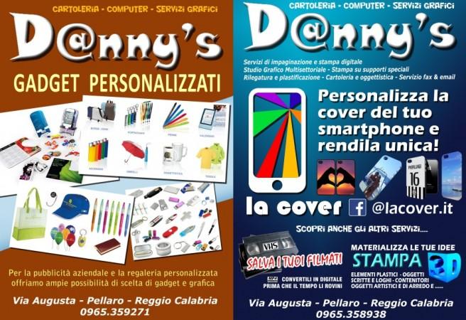 d@nnys pellaro gadget personalizzati