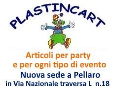 plastincart articoli per party pellaro