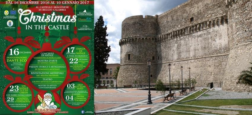 christmas in the castle reggio calabria