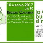 La Calabria buona si muove, convegno sulla green community