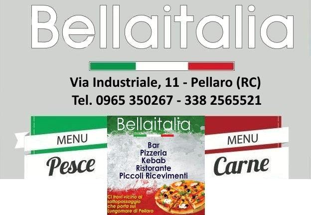 bellaitalia pizzeria locandina