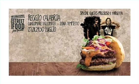 International Street Food reggio calabria