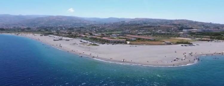 Punta Pellaro spiaggia