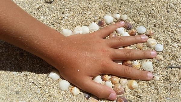 spiagge calabria bambini