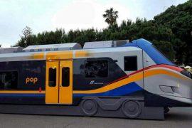 treno regionale pop