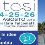 Lungomare di Reggio Calabria, dal 24 al 26 agosto il Villaggio delle Idee