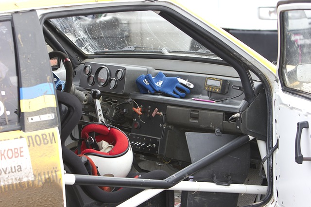 auto slalom