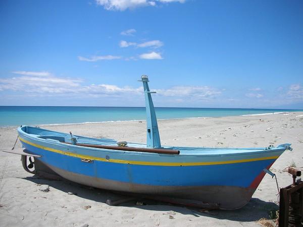 condofuri spiaggia