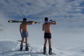 Gambarie sciare estate