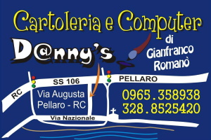 Contatta D@nny's Cartolibreria