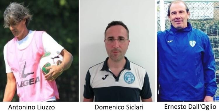 Antonino Liuzo Domenico Siclari e Ernesto Dall'Oglio
